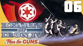Invading Turkey || Ep.6 - Star Wars: Executor HOI4 Lets Play