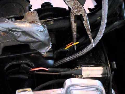 2008 Polaris Sportsman 500 Wiring Diagram 2010 Polaris Sportsman 500 H O 3 Headlight Mod Youtube