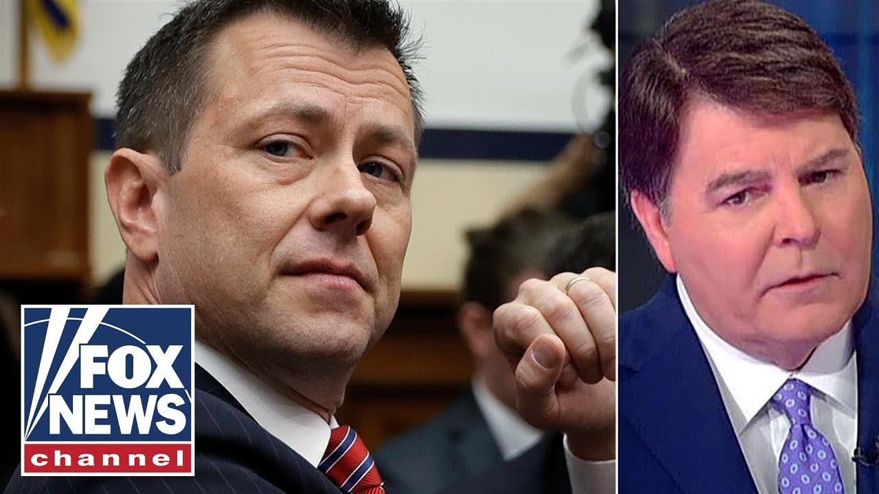 Jarrett: 'Clueless' Strzok doesn't have a case to get his job back