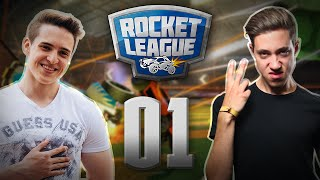 Baixar ICH BIN OLIVER KAHN!!11 | Let's Play Rocket League | 01 feat. Venicraft