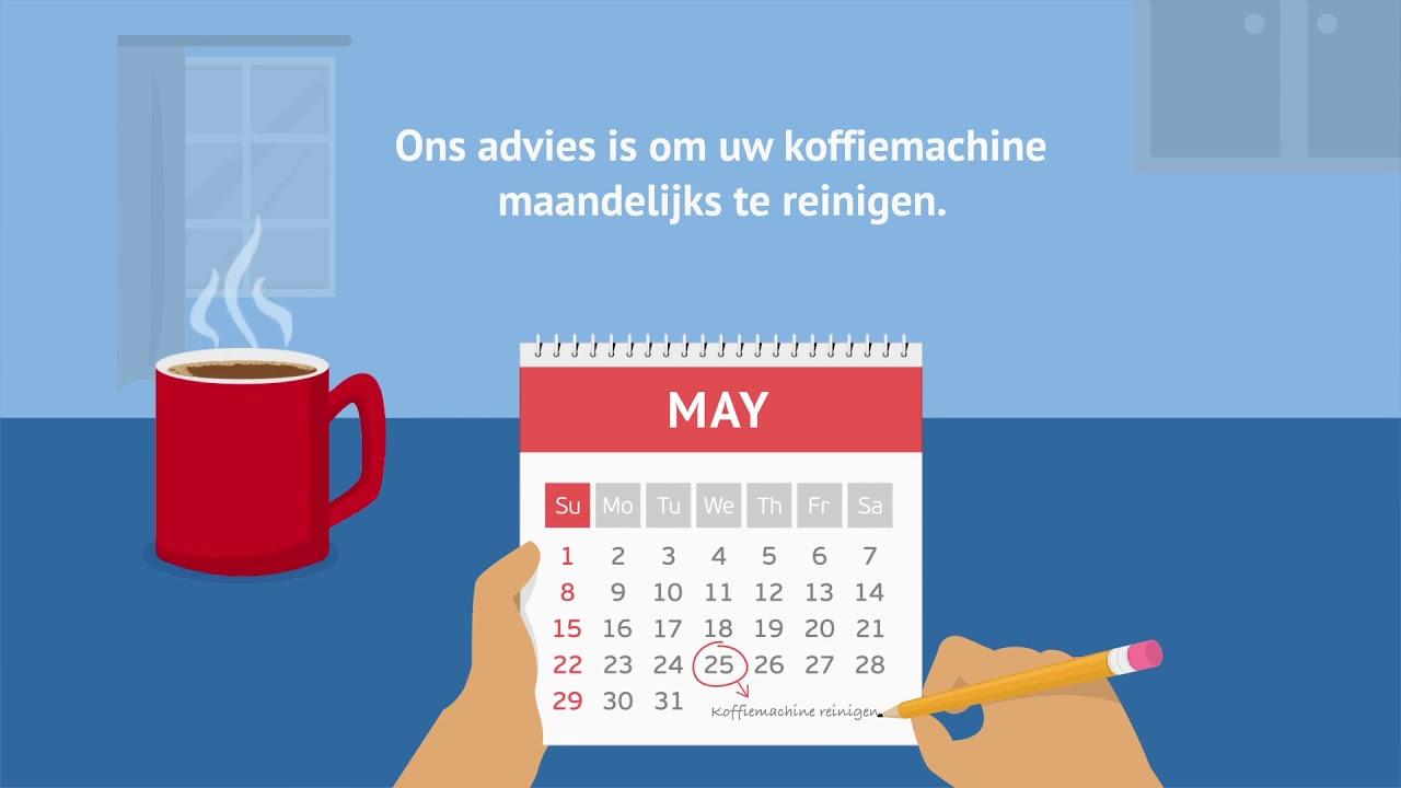 Reinigen Koffiemachine | Waterfilterwinkel com