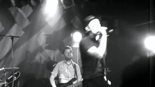 Maximo Park Wolf Among Men Live at The Plug Sheffield November 2012