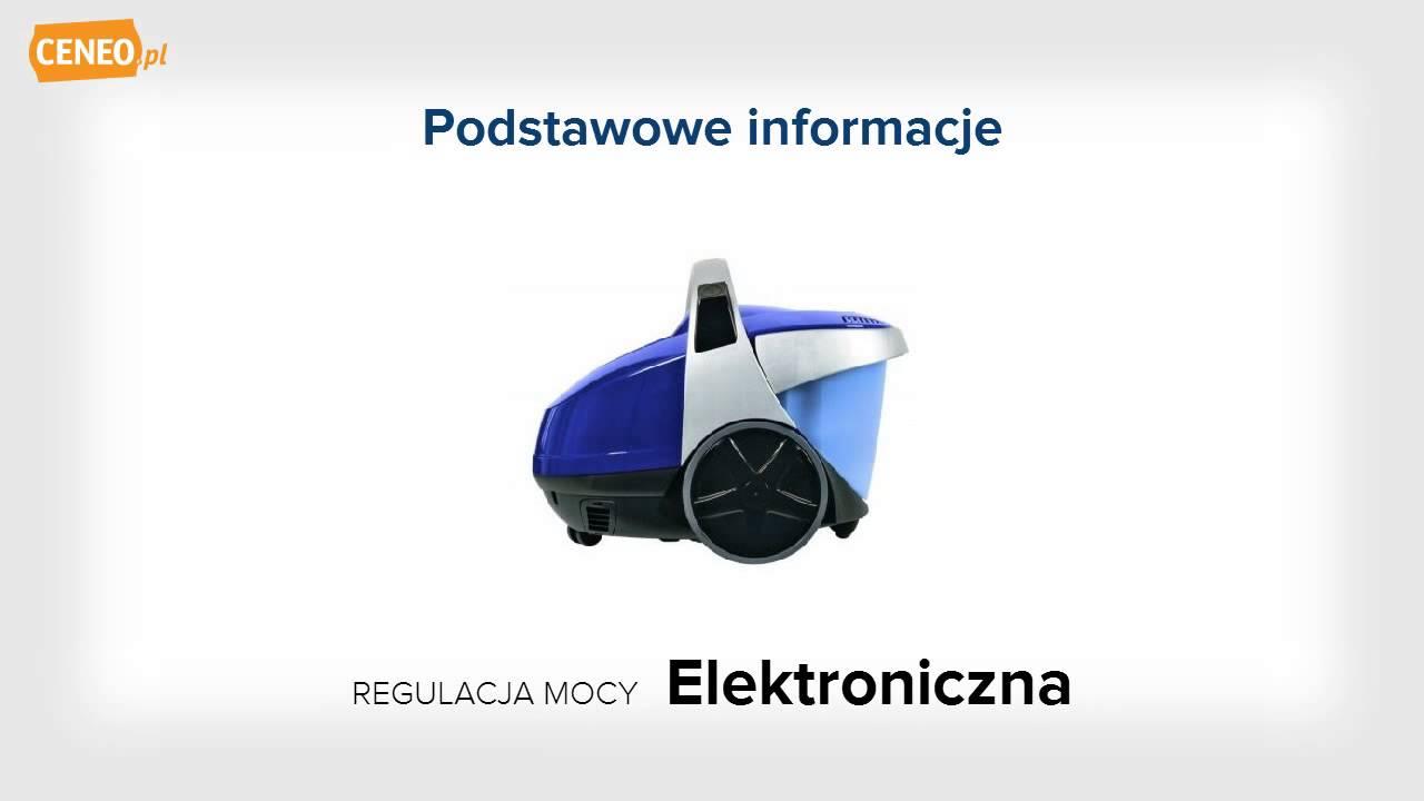 Zelmer Aquos 829 0 ST odkurzacz - Ceneo pl