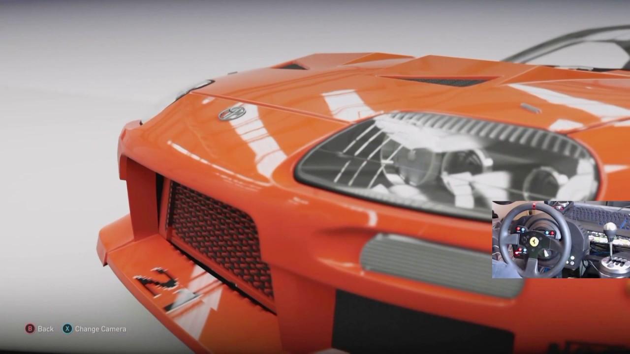 Forza Horizon 2 Paul Walker 1 Year Anniversary Drive