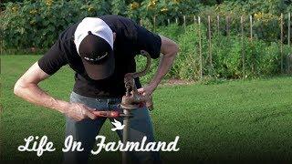 Leaking Yard Hydrant Repair Part 2 Installing Repair Kit