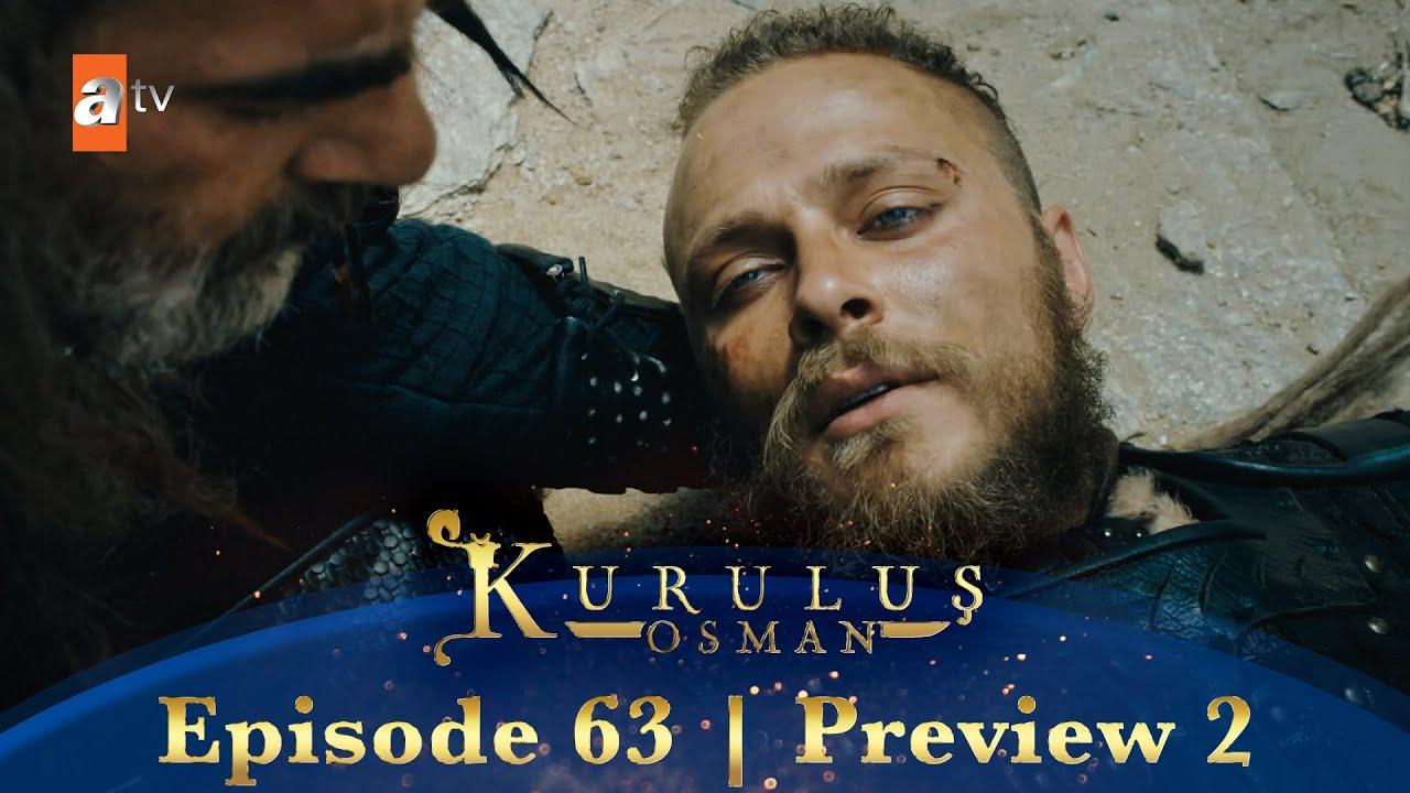 Kurulus Osman Urdu | Episode 63 Preview 2