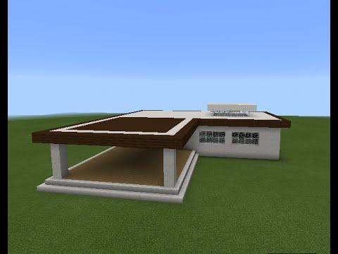 G i s games como fazer uma casa moderna no minecraft for Casa moderna minecraft 0 10 4