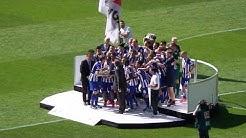 Meister der 2.Liga  2013 Hertha BSC