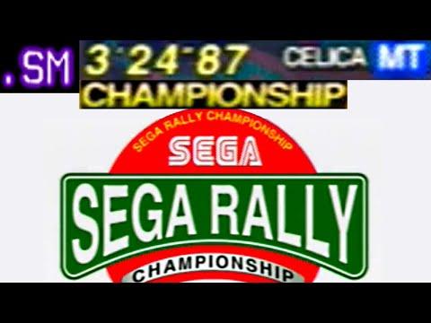 Sega Rally - Championship Mode: 3'24