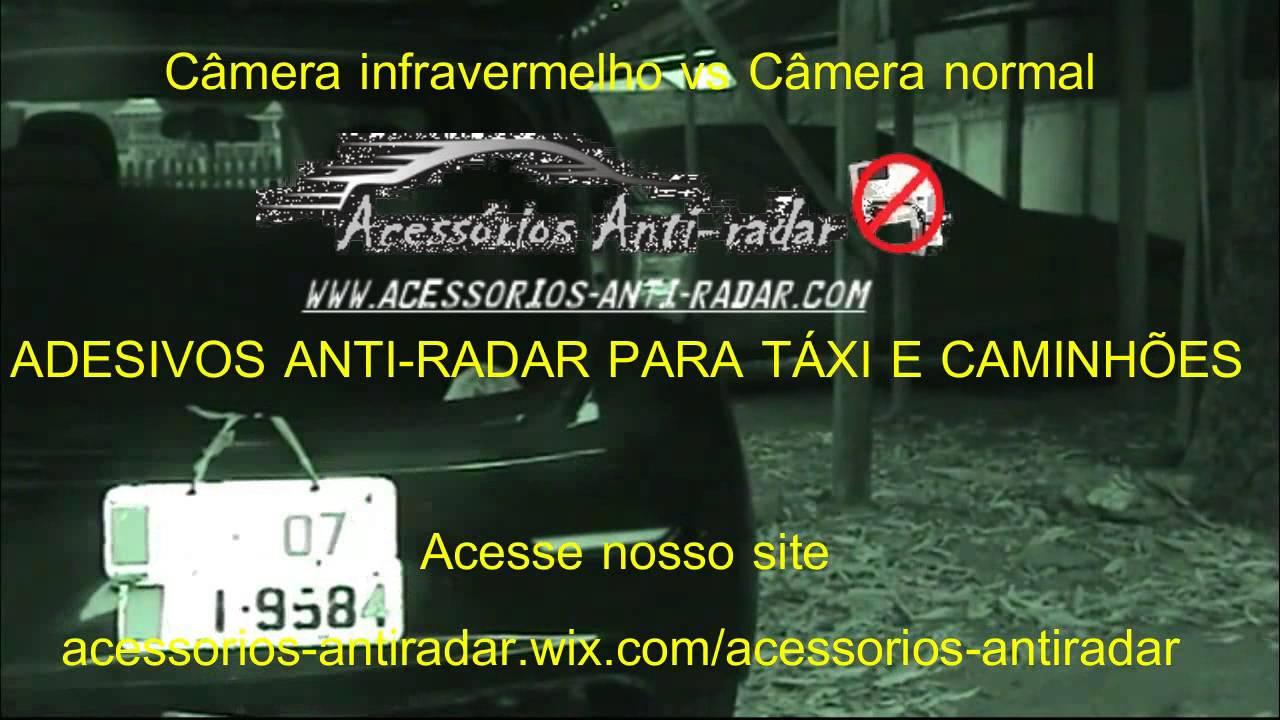 Adesivos Anti Radar Taxi E Caminhoes Carretas Trucks Pare Com As