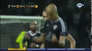 بالفيديو.. أندرلخت يتلقى هزيمة تاريخية أمام بطل أذربيجان في غياب 'تريزيجيه'