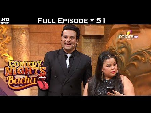 Comedy Nights Bachao - 18th September 2016 - कॉमेडी नाइट्स बचाओ - Full Episode