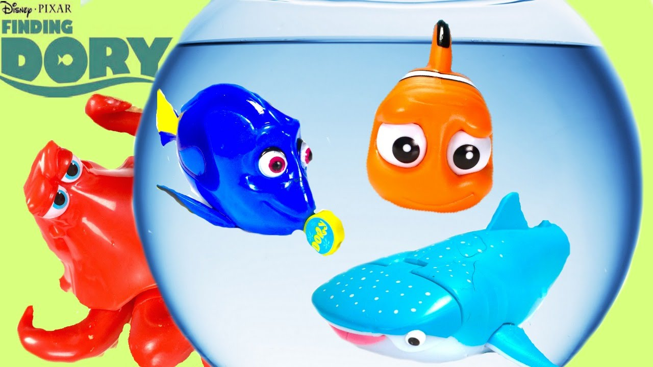 disney pixar finding dory bath toys blind bag mashem destiny