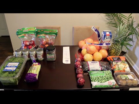 WALMART HEALTHY FOOD HAUL!!