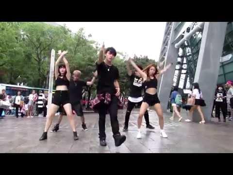 BigBang - BANG BANG BANG(Dance Cover) 台北小巨蛋快閃活動