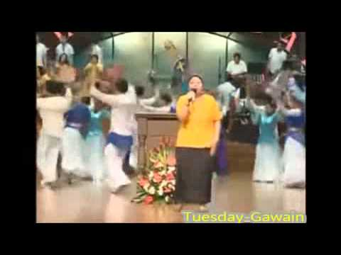 Praise & Worship El Shaddai Gospel Choir Cover