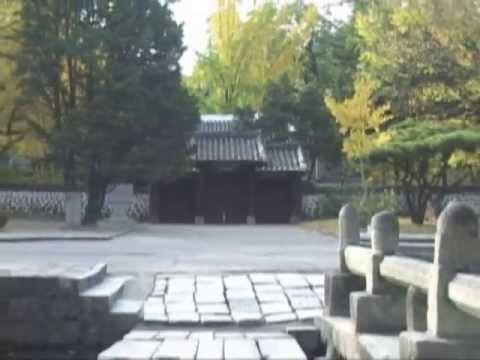 개성특집(7) 표충비 / Pyochung Monument (Kaesong - World Heritage)