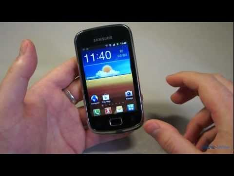 Обзор Samsung Galaxy mini 2 (S6500)