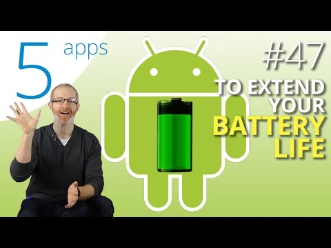 5 Apps To Extend The Battery Life Of Your Phone