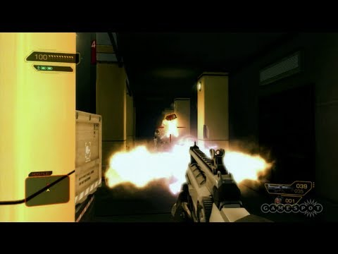 Deus Ex: Human Revolution Extended Gameplay Demo (PC, PS3, Xbox 360)