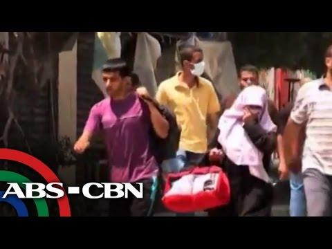 Filipinos still can't leave Libya