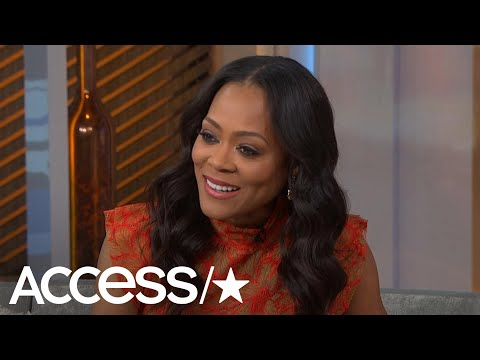 Robin Givens Jokes About Whether She'd Date Brad Pitt Again: 'Thank You, Next!' | Access