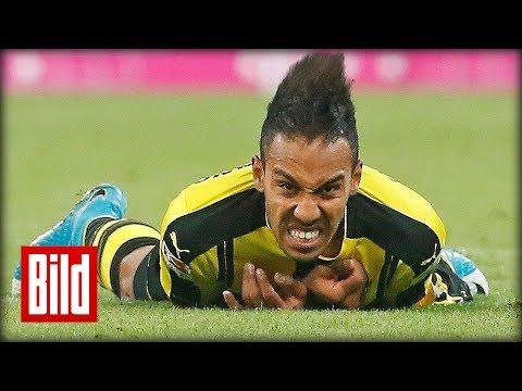 Borussia Dortmund - Bleibt Aubameyang? Absagen aus Paris und China für Auba