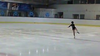Ижевская снежинка - 2016 (Фигурное катание)