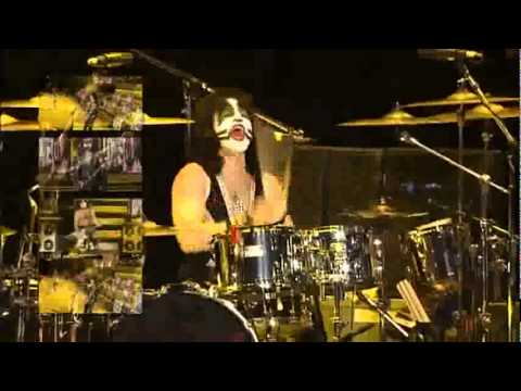 Kiss - Love Gun - Rock The Nation Live! (Eric Singer Powervision