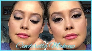 Cinderella Makeup Tutorial | Colourpop X Disney Designer Collection | First Impression/Review