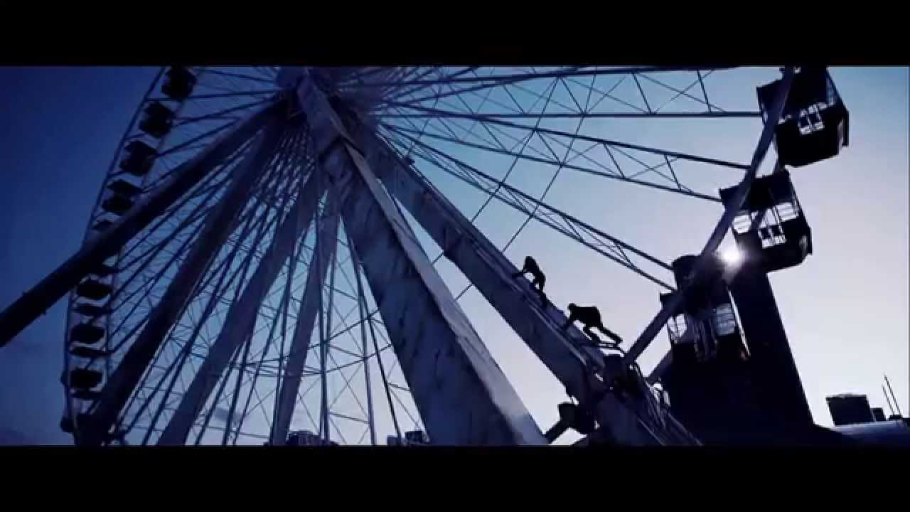 divergent | empire's falling just one day - watch in hd + earphones