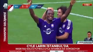 CYLE LARIN İSTANBUL'DA