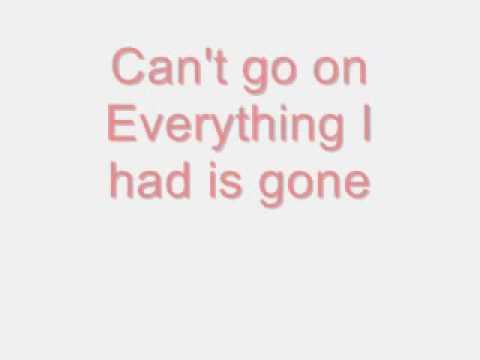 Judy Garland - Stormy Weather - (with lyrics)