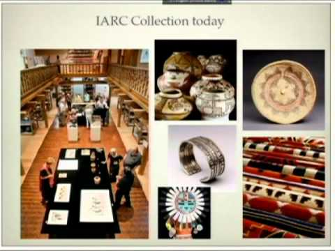 Connecting with Indigenous Communities through Indigenous Art Collections
