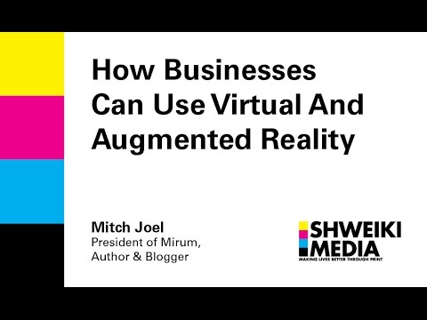 How Businesses Can Use Virtual And Augmented Reality