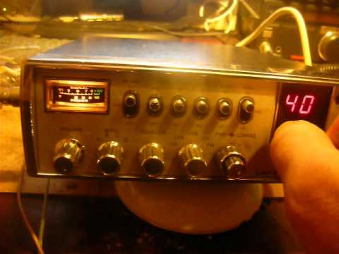 CB radio Lafayette 1800