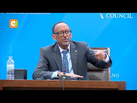 We have had all kinds of provocations from Burundi, Rwanda's President Kagame claims