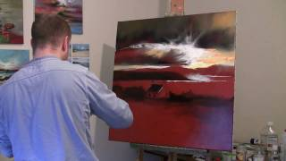 Uig Sky PART 1 Landscape Painting Demonstration