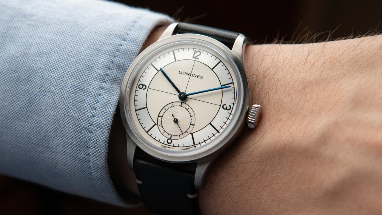 Longines Heritage Classic Sector Review - A Perfect Sector Dial