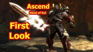 Ascend Hand of Kul Gameplay - Action RPG Ascend: Hand of Kul 1st Look