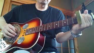 Dobroギター(ドブロギター)リゾネーターギター キヨス商会