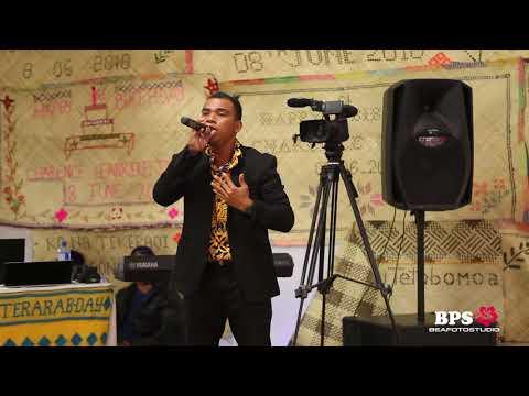 Kiribati - Beteroo performing Rosemary (Charence 1st Birthday Celebration) 9Jun18