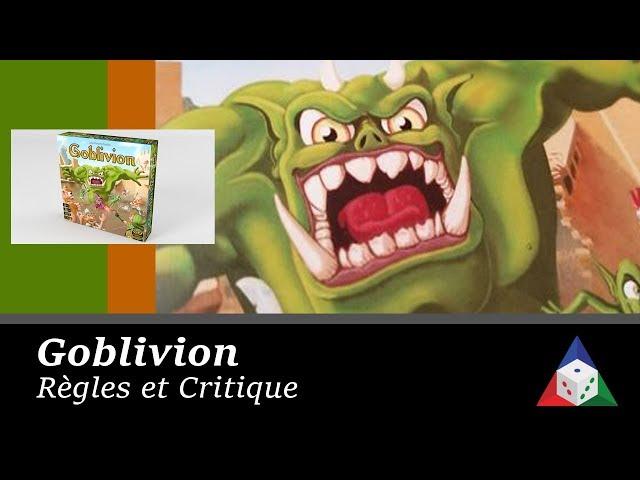Goblivion - Règles et critique