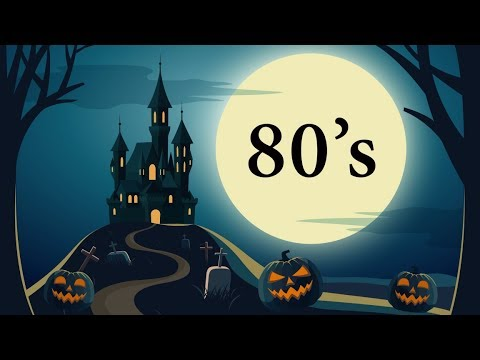 13 Halloween Songs from the 80s – Full Song Playlist