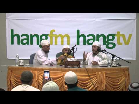 Musa Hafizh Cilik di Radio Hang FM Batam - Hari Ke 1
