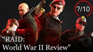 RAID: World War 2 Review (Video Game Video Review)