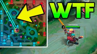 GLOBAL HOOK CHEAT?! - WTF Mobile Legends - Funny Moments