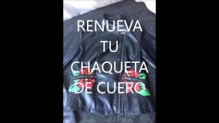 RENUEVA TU CHAQUETA DE CUERO