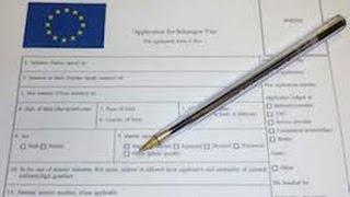 Заполнение анкеты для национальной визы. Поздние переселенцы.