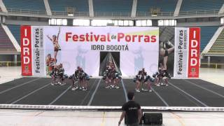 34  Spirit Magic All Stars N3 - Festival de Verano IDRD 2015